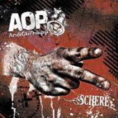 AndiOliPhilipp - Schere (EP) - CD-Cover