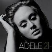 Adele - 21 - CD-Cover