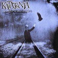 Katatonia - Tonight's Decision - Cover