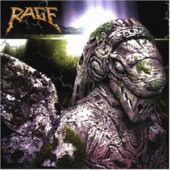 Rage - End Of All Days - CD-Cover