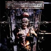 Iron Maiden - The X-Factor - CD-Cover