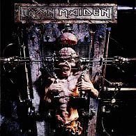 Iron Maiden - The X-Factor - Cover