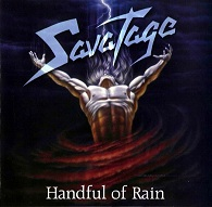Savatage - Handful Of Rain (Re-Release) - Cover