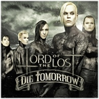 Lord Of The Lost - Die Tomorrow - Cover
