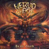 Nervochaos - To The Death - CD-Cover