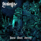 Necrowretch - Putrid Death Sorcery - CD-Cover