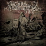 Cover - Mors Principium Est – …And Death Said Live