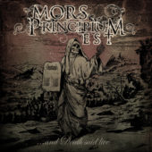 Mors Principium Est - ...And Death Said Live - CD-Cover