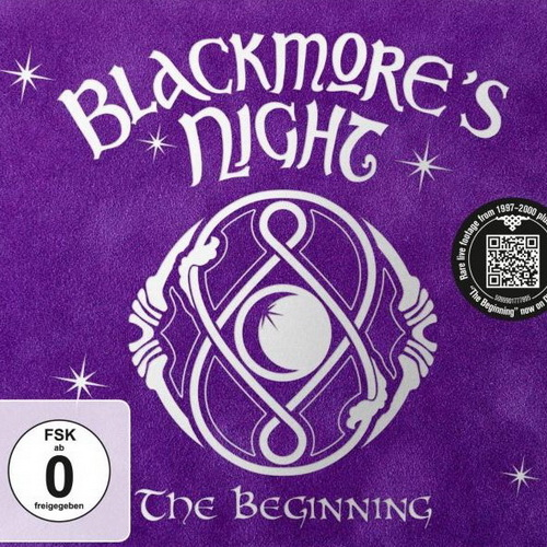 Blackmore's Night - The Beginning - Cover