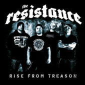 The Resistance - Rise From Treason (EP) - CD-Cover