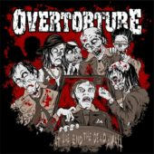 Overtorture - At The End The Dead Await - CD-Cover