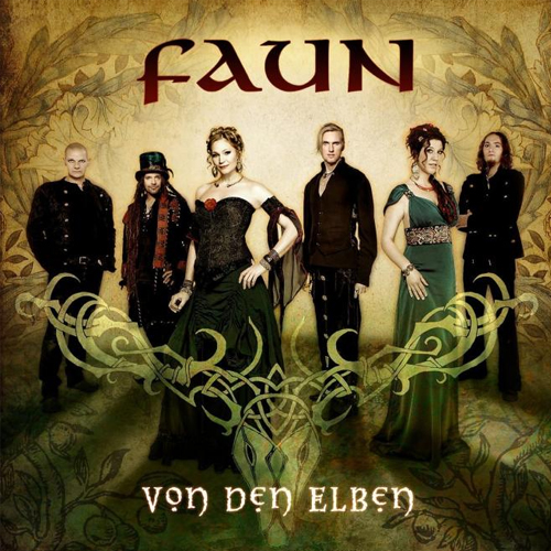 Faun - Von den Elben - Cover