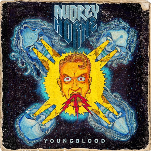 Audrey Horne - Youngblood - Cover