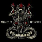 Watain - Sworn To The Dark - CD-Cover