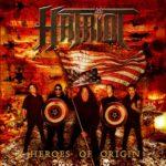 Cover - Hatriot – Heroes Of Origin