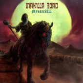 Manilla Road - Mysterium - CD-Cover