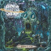 Rings Of Saturn - Dingir - CD-Cover