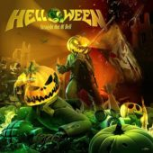Helloween - Straight Out Of Hell - CD-Cover