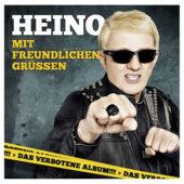 Heino - Mit freundlichen Grüßen - CD-Cover