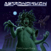 Astronomikon - Dark Gorgon Rising - CD-Cover