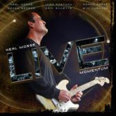 Neal Morse - Live Momentum (CD/DVD) - CD-Cover