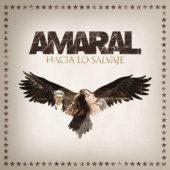 Amaral - Hacia Lo Salvaje - CD-Cover