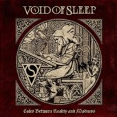 Void Of Sleep - Tales Between Reality And Madness - CD-Cover