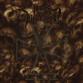 Icons Of Brutality - Between Glory And Despair - CD-Cover