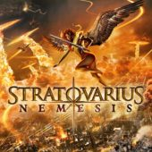 Stratovarius - Nemesis - CD-Cover