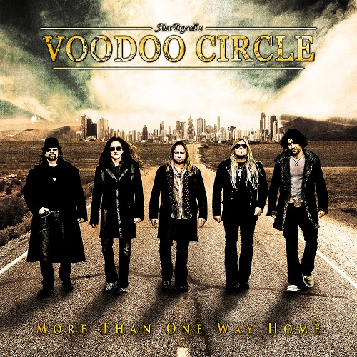 Voodoo Circle - More Than One Way Home - Cover