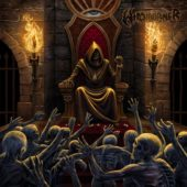 Witchburner - Bloodthirsty Eyes - CD-Cover