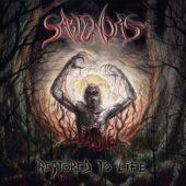 Sabiendas - Restored To Life - CD-Cover