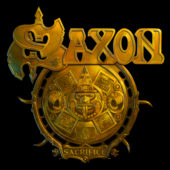 Saxon - Sacrifice - CD-Cover
