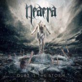 Neaera - Ours Is The Storm - CD-Cover