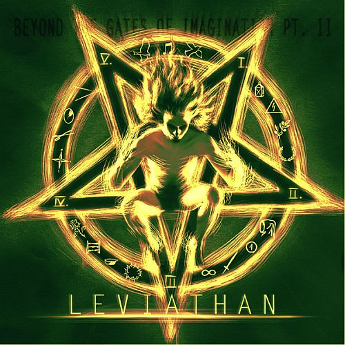 Leviathan - The Aeons Torn - Cover