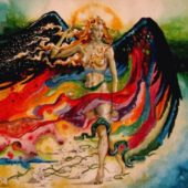 Jess And The Ancient Ones - Astral Sabbat (EP) - CD-Cover