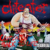Cliteater - Cliteaten Back To Life - CD-Cover
