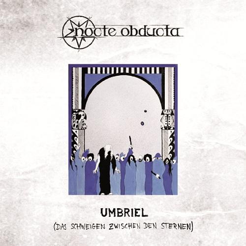Nocte Obducta - Umbriel (Das Schweigen zwischen den Sternen) - Cover