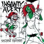 Cover - Insanity Alert – Second Opinion (EP)