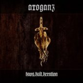 Arroganz - Kaos. Kult. Kreation. - CD-Cover