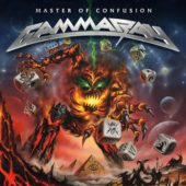 Gamma Ray -  Master Of Confusion (EP) - CD-Cover
