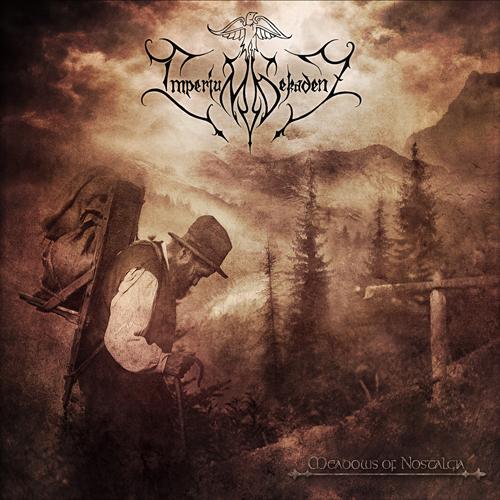 Imperium Dekadenz - Meadows Of Nostalgia - Cover