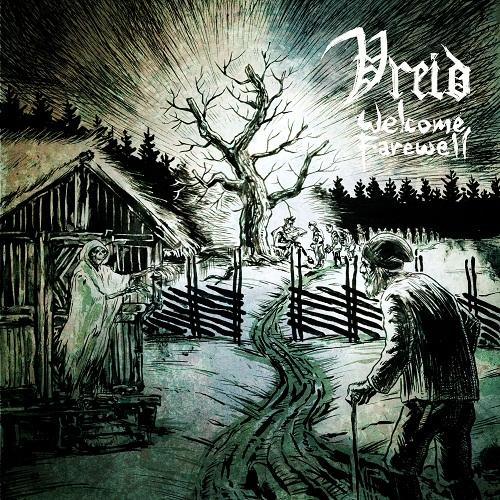 Vreid - Welcome Farewell - Cover