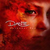 Dante - November Red - CD-Cover