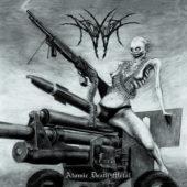 Atomwinter - Atomic Death Metal - CD-Cover