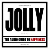Jolly - The Audio Guide To Happiness (Part II) - CD-Cover