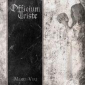 Officium Triste - Mors Viri - CD-Cover