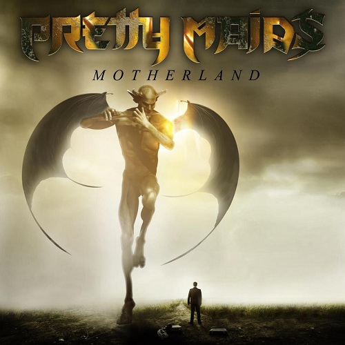 Pretty Maids - Motherland  - Cover