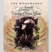 Joe Bonamassa - An Acoustic Evening At The Vienna Opera House (DVD) - CD-Cover