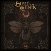 Bleed From Within - Uprising - CD-Cover
